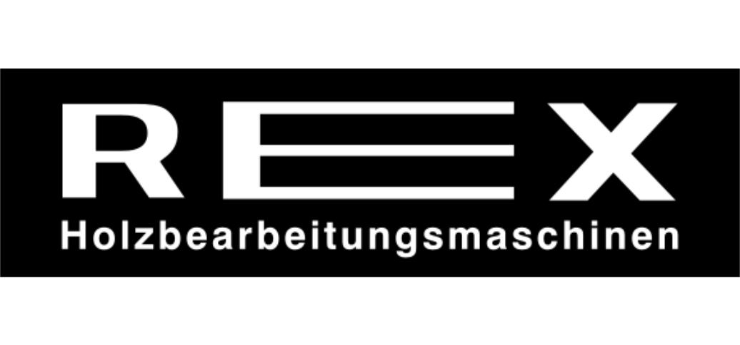 Logo REX woodworking machines
