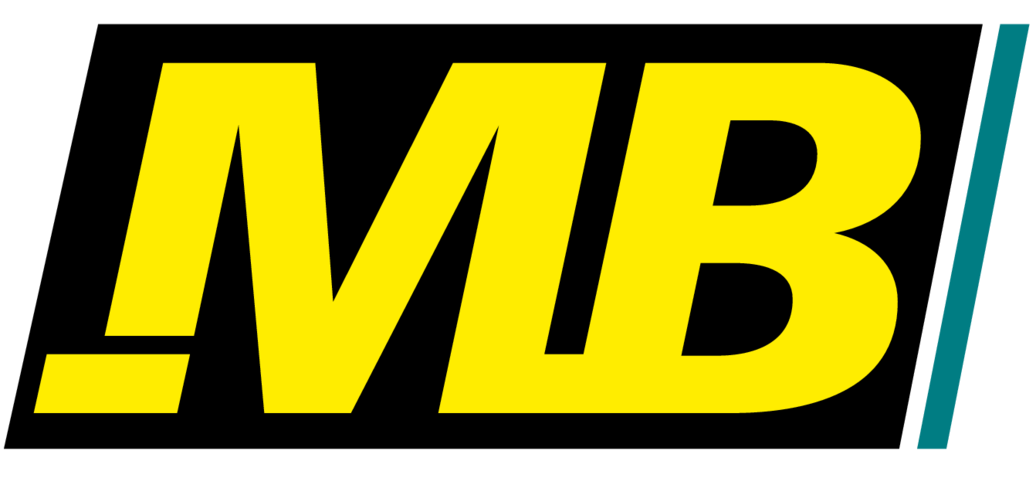 MB Maschinenbau company logo