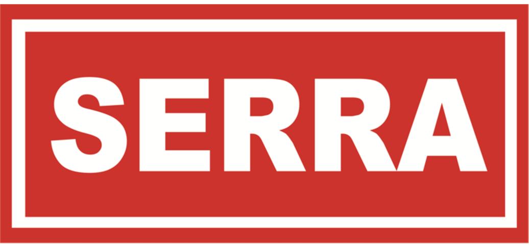 Логотип компании SERRA