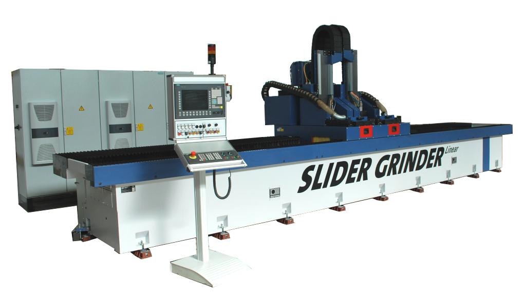 Pendulum grinding machine Slider Grinder